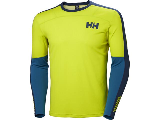 Helly Hansen Lifa Active Crew Shirt Herren sweet lime
